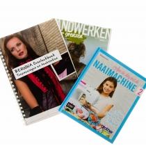 Libri e riviste di macchine da cucire