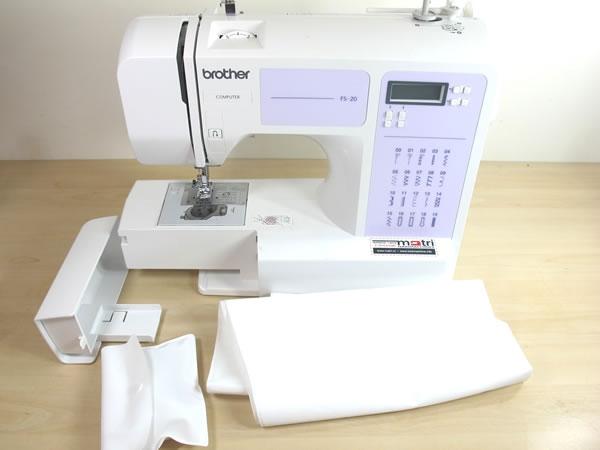 Saldi matri brother fs 20 matri macchine da cucire for Lidl offerte della settimana macchina da cucire