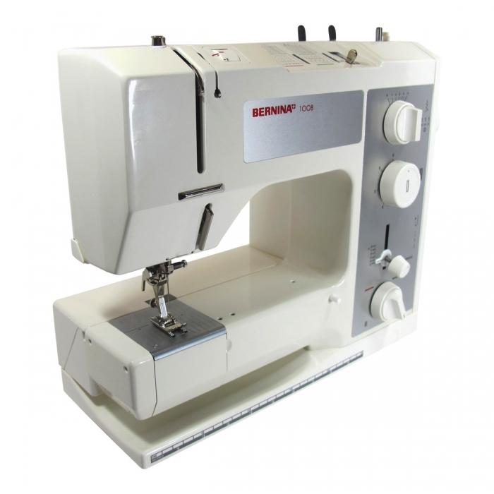 Bernina 1008 macchina da cucire meccanica con crochet bc for Macchina da cucire meccanica