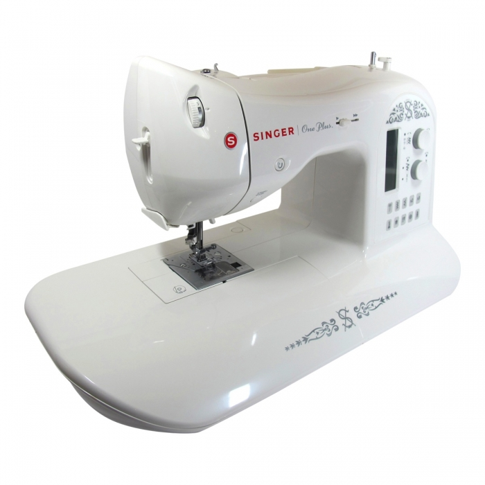 singer one plus macchina da cucire computerizzata usata