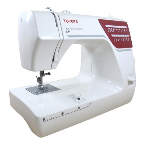 Toyota easy macchina da cucire semplice e robusta matri for Macchina da cucire toyota