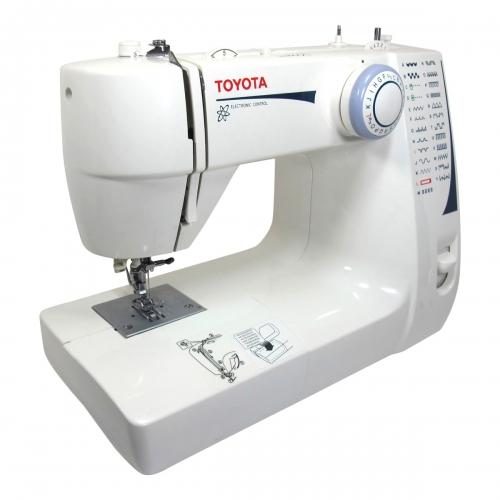 Toyota fsg325 macchina da cucire matri macchine da cucire for Macchina da cucire toyota