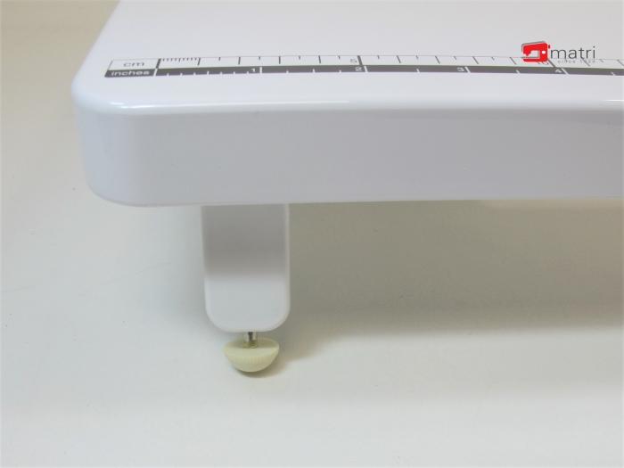 Tavolo prolunga d 39 estensione brother wt15 matri macchine da cucire - Tavoli per macchine da cucire ...
