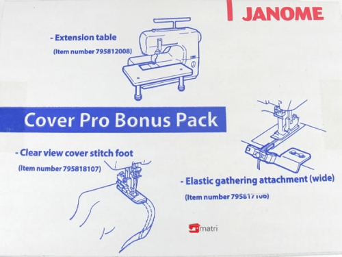 Janome-coverpro-bonus-pack