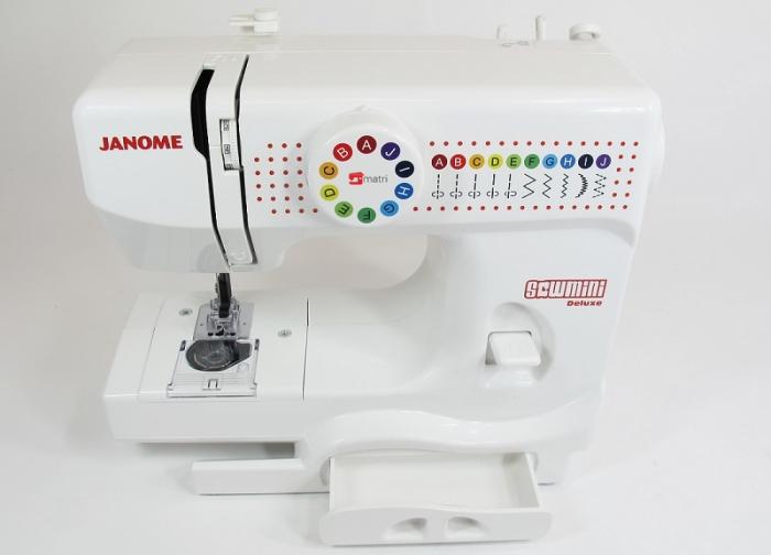 Janome sew mini la vera macchina da cucire per bambini for Mini macchina per cucire