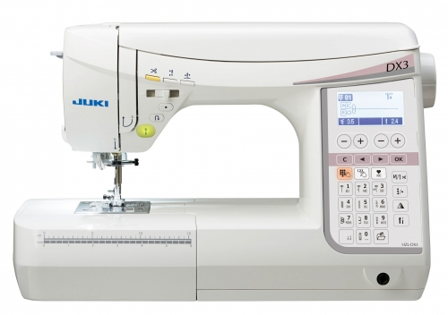 Juki macchina da cucire HZL-DX3