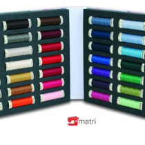 set di filati Gutermann 42