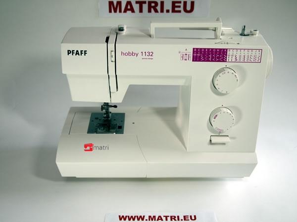pfaff hobby 1132 sewing machine